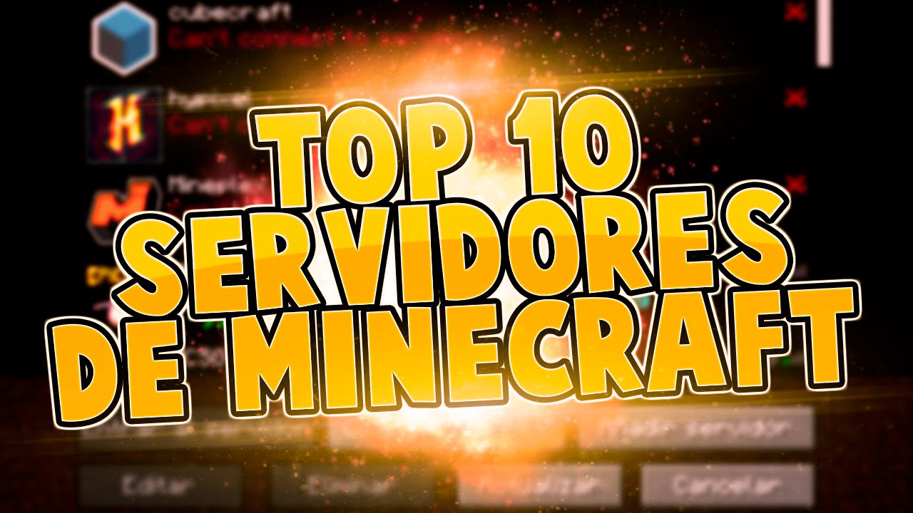 Top 10 Los Mejores Servidores De Minecraft No Premium Para Latinos