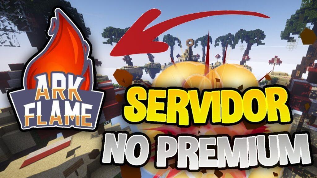 ArkFlame de los mejores servidores de Minecraft Argentina