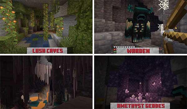 Cuándo sale Minecraft 1.17