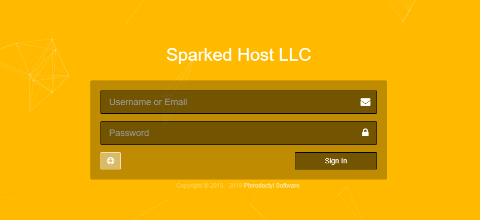 Sparked Host Hosting